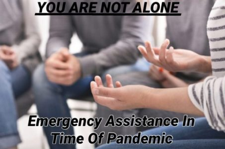 Emergency Assistance in Time of Pandemic