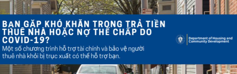 Banner Rent Assistant Vietnamese
