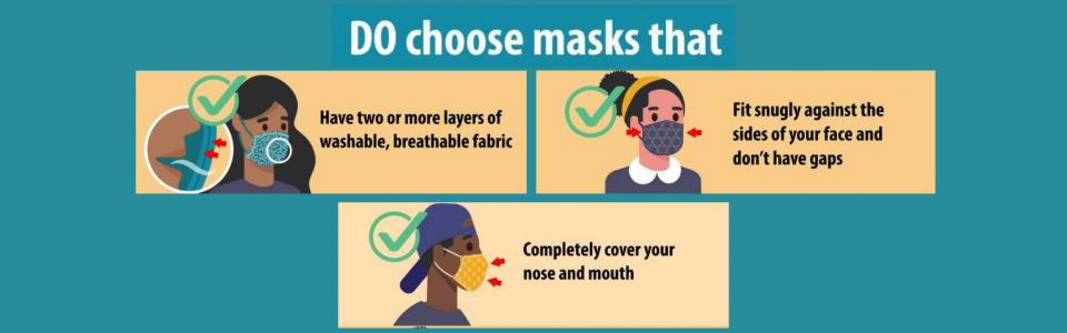 Proper Masks